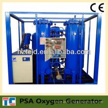 Утверждение CE TCO-8P Система наполнения кислородного завода