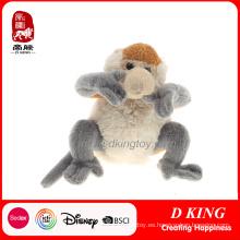 Custom Malaysia Monkey R & B Singing Shabab Juguetes de peluche