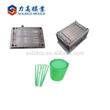 As vendas diretas da fábrica usaram moldes plásticos da cubeta projetam o molde plástico da cubeta da pintura