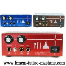 2012 nouveau style alimentation électrique de tatouage professionnel (vente chaude)
