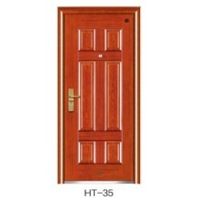 High Quality Steel Exterior Doors