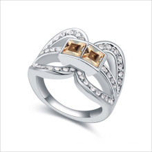 VAGULA площадь циркон Серебряное кольцо для женщин