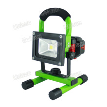Magnetic 10W Rechargeble LED Flood Light