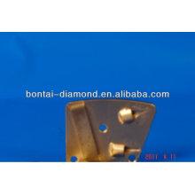 Trapezoid Diamond Floor Grinding Disc