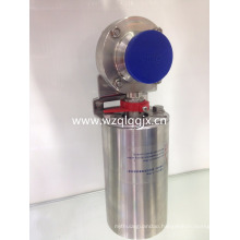 Stainless Steel Electric Sanitary Welded Butterfly Valve