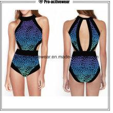 Nuevos diseños de moda Impreso Swimwear Señora Sexy Bikini