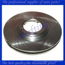 MDC2176 581294A200 517124F000 58129-4A200 51712-4F000 hyundai satallite brake disc
