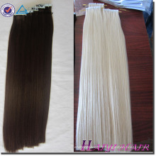 Ruban adhésif super fort d'extension de cheveux humains 70 Cm