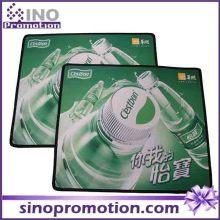 Kundenspezifisches Rechteck-rutschfeste Gummi-Mausunterlage Spiel-Mousepad