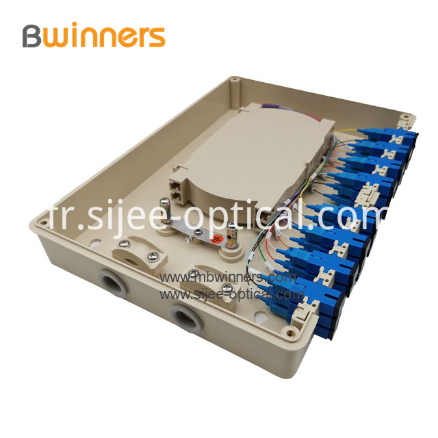 Fibre Optic Terminal Box