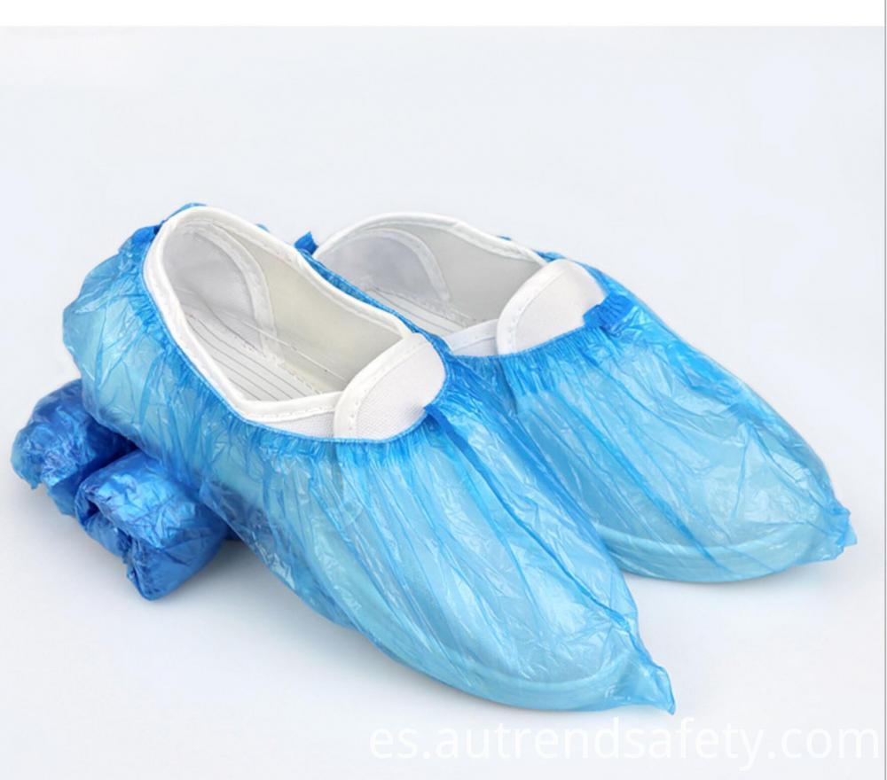 High Quality Disposable Dust Isolation Protective Shoes Cover 3