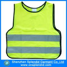 Hohe Sichtbarkeit Reflektierende Sicherheit Weste Kinder Reflektierende Kleidung