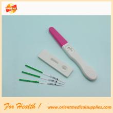 Tiras de prueba de embarazo de HCG, 3.0mm