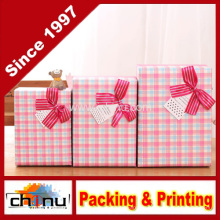 Бумажная коробка подарка / бумажная коробка упаковки (110238)