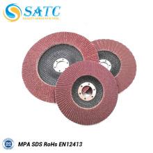 alta qualidade China importação de alta qualidade pano abrasivo rool disco com longa vida útil