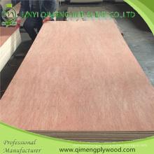 Bbcc Grade Popar or Hardwood Core 1220X2440X5mm Bintangor Plywood