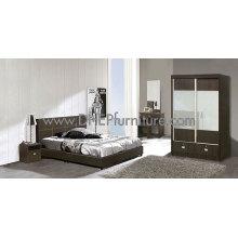 Set de chambre à coucher, meubles de chambre à coucher