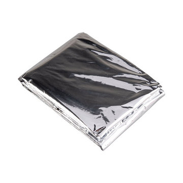 Manta de supervivencia Mylar Thermal Space Blanket