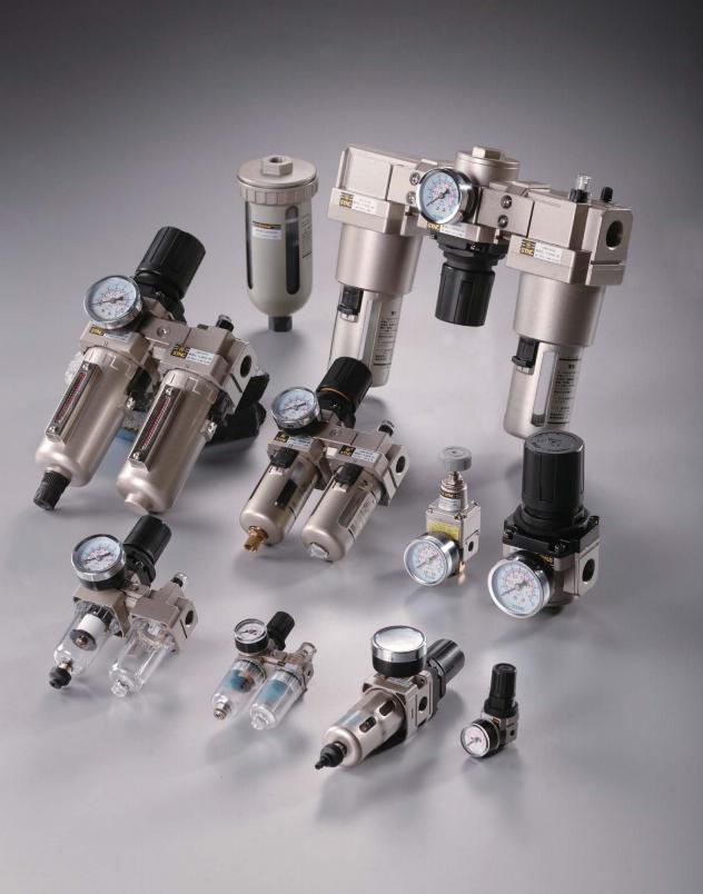 Filters for 4V220-08 pneumatic solenoid valves