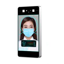 2021 8-Zoll-AI-Gesichtserkennungs-Infrarot-Thermometer