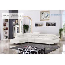 Sofá de sala de estar de estilo europeo de nuevo diseño