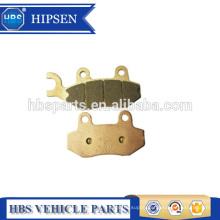 Sintered brake pads for honda ROAD KYMCO SUZUKE STREET OEM number 06445 (FA228)