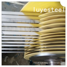 ASTM 304 304L bobina de aço inoxidável / cinto / tira