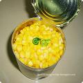 Canned Sweet Corn Kernels in Middle Sweet