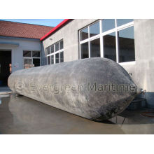 Airbags en caoutchouc naturel de dock flottant / airbag marin