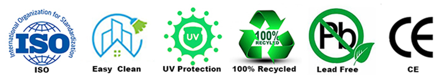 PVC Profiles certification Logo