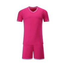 2017 football jersey nouveau modèle conception de haute qualité en gros enfants football uniforme