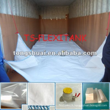 Bonne qualité TS flexitank/flexibag