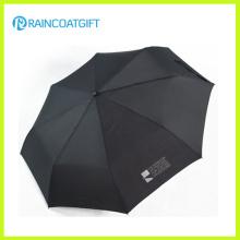 Выдвиженческий рекламируя складывая зонтик 3 ром-086A