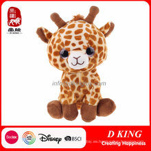 Peluches felpa jirafa peluches para niños