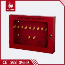 BD-X09 China OEM und kundengerechte beste Saling Hochwertige Fabrik Direct Lockout Management Station / Lockout Kit