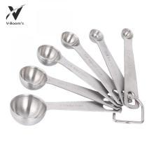 Dry Liquid Ingredient Measuring Spoon Set