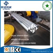 Tube rectangulaire tube plat Unovo Factory
