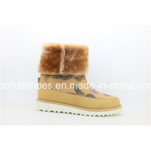New Fashion Winter Warm PU Women Boots