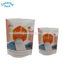 Revestimento matte personalizado da impressão para o saco da lavagem de lavanderia e o saco de pano