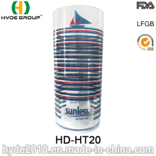 Clear Transparent Plastic Cup Without Lid