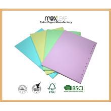 A4-70GSM Papier de remplissage / feuille en vrac