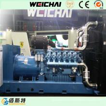 Weichai 625kVA Energía Eléctrica Baudouin Diesel Generadores de energía del motor