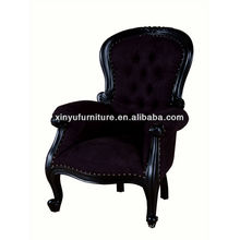Classical style fabric arm sofa chair XY0358