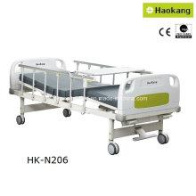 HK-N206 Cama de hospital manual de dos funciones (cama médica, equipo médico)