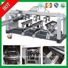 Máquina de multi-perfuração de madeira de alta eficiência para máquina de perfuração de madeira