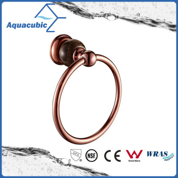 Wall Mount Towel Ring in Gold Rose (AA6513)
