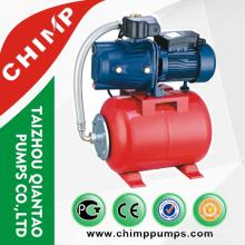 CHIMP AUJET-100L bomba de chorro de agua de jardín con tanque de presión