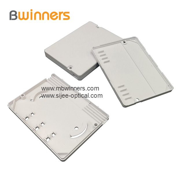 Optical Fiber Fusion Splice Protection Box