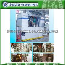 Máquina de solda de extremidade para fabricação de corrente