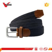 Men's Stretch Woven Belt